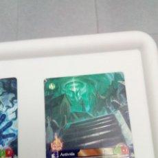 Trading Cards: FANTASY RIDERS. NECRÓPOLIS. Nº 322. C6CR. Lote 151435362