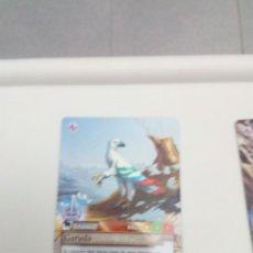 Trading Cards: FANTASY RIDERS. GARUDA. Nº 337. C6CR. Lote 151435662