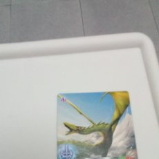Trading Cards: FANTASY RIDERS. WYVERNA. Nº 356. C6CR. Lote 151436638