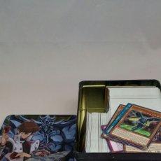 Trading Cards: LOTE DE 530 CARTAS ORIGINALES YU GI OH CON CAJA. Lote 151440737