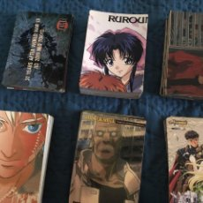 Trading Cards: LOTE DE 645 TRADING CARDS DE MANGA- AKIRA GHOST IN THE SHELL ,STEAMPUNK ,ETC... Lote 141323862