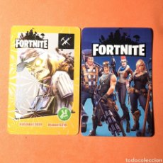 Trading Cards: (C-15) CARTA , TRADING CARD - FORTNITE. Lote 152486220
