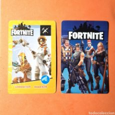 Trading Cards: (C-15) CARTA , TRADING CARD - FORTNITE. Lote 152486537