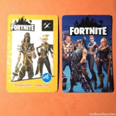 Trading Cards: (C-15) CARTA , TRADING CARD - FORTNITE. Lote 152487212