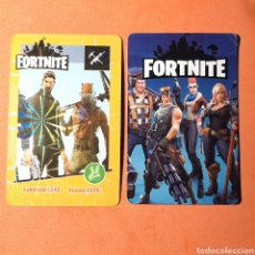 Trading Cards: (C-15) CARTA , TRADING CARD - FORTNITE. Lote 152487344