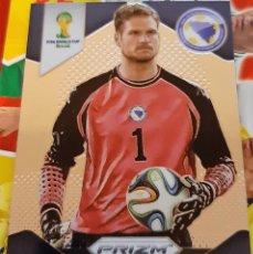 Trading Cards: CARD PANINI PRIZM MUNDIAL FUTBOL 2014 ASMIR BEGOVIC BOSNIA. Lote 152487702