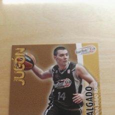 Trading Cards: PANINI LIGA ACB 2008 2009 08 09 TRADING CARDS N°142 SALGADO , JUGON ,NUEVOS, PIDE TUS FALTAS. Lote 154924892