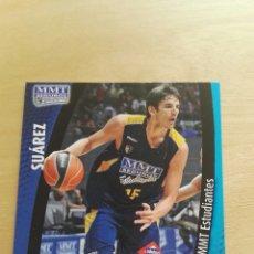 Trading Cards: PANINI LIGA ACB 2008 2009 08 09 TRADING CARDS N°170 SUAREZ ,NUEVOS, PIDE TUS FALTAS. Lote 154927942