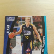 Trading Cards: PANINI LIGA ACB 2008 2009 08 09 TRADING CARDS N°174 CLARK ,NUEVOS, PIDE TUS FALTAS. Lote 154928273