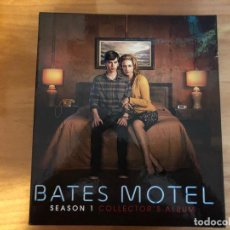 Trading Cards: BATES MOTEL - COLECCIÓN COMPLETA TRADING CARDS. Lote 155144058