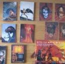 Trading Cards: GERALD BROM - FANTASY ART TRADING CARD - COLECCION COMPLETA DE TRADING CARD MAS ESPECIALES. Lote 104957083