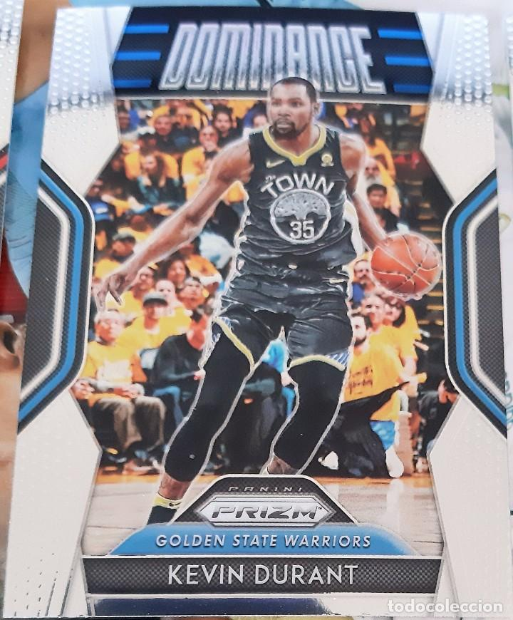 watch be39d 44ee0 Card panini prizm nba 2018 2019 kevin durant go - Sold ...