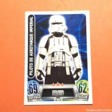 Trading Cards: (C-19) STAR WARS - TOPPS 2016 - STAR WARS - N°108 PILOTO DE AEROTANQUE IMPERIAL. Lote 194334358