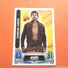 Trading Cards: (C-19) STAR WARS - TOPPS 2016 - STAR WARS - N°101 CASSIAN ANDOR. Lote 194334446