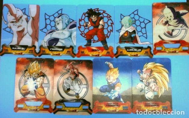 Trading Cards: DRAGON BALL Z SUPER 3D NEW EDITION LAMINCARDS EDIBAS - nº 14, 79, 80, 87, 108, 122, 127,148,150 - Foto 2 - 159964110