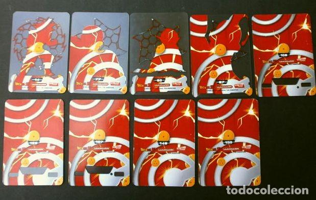 Trading Cards: DRAGON BALL Z SUPER 3D NEW EDITION LAMINCARDS EDIBAS - nº 14, 79, 80, 87, 108, 122, 127,148,150 - Foto 6 - 159964110
