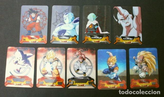 Trading Cards: DRAGON BALL Z SUPER 3D NEW EDITION LAMINCARDS EDIBAS - nº 14, 79, 80, 87, 108, 122, 127,148,150 - Foto 7 - 159964110