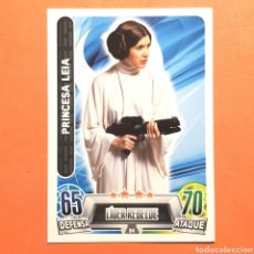 Trading Cards: (GUC) STAR WARS - TOPPS 2016 - STAR WARS - N°24 PRINCESA LEIA. Lote 160423834
