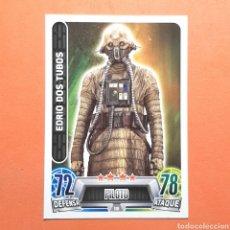Trading Cards: (GUC) STAR WARS - TOPPS 2016 - STAR WARS - N°118 EDRIO DOS TUBOS. Lote 194334712