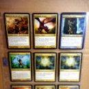 Trading Cards: 10 CARTAS MAGIC FRAGMENTOS DE ALARA ( MULTICOLOR ) EN INGLÉS. Lote 160898230