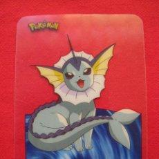 Trading Cards: POKEMON LAMINCARDS - VAPOREON - Nº 134 - EDIBAS 2005.. Lote 255662685