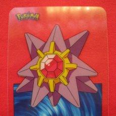 Trading Cards: POKEMON LAMINCARDS - STARMIE - Nº 121 - EDIBAS 2005.. Lote 255662730