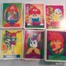 Trading Cards: BOLA DE DAN LOTE COLECCION COMPLETA 90 CARDS. Lote 161377086