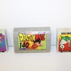 Trading Cards: DRAGON BALL O BOLA DE DRAGON BALL TRARJET - CARDS 140 CON SU ESTUCHE DE ORIGEN. Lote 161504922