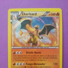 Trading Cards: CARTA POKEMON CHARIZARD. Lote 161588090