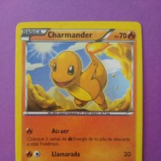 Trading Cards: CARTA POKEMON CHARMANDER. Lote 161589986