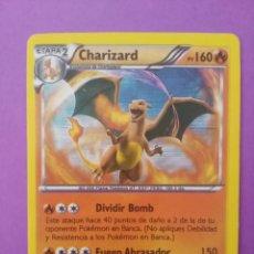 Trading Cards: CARTA POKEMON CHARIZARD. Lote 161590238
