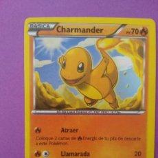 Trading Cards: CARTA POKEMON CHARMANDER. Lote 161590338