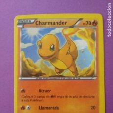 Trading Cards: CARTA POKEMON CHARMANDER. Lote 161599782