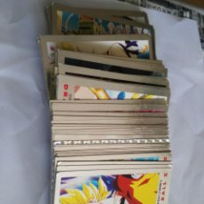 Trading Cards: LOTE 83 CARDS DRAGON BALL Z SERIE 2 1989 CARD CROMO CROMOS TARJETAS. Lote 165252262
