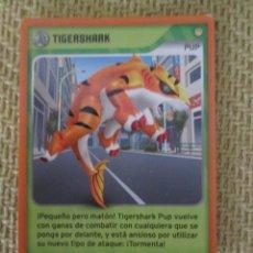Trading Cards: CARD/LAMINCARD DE LA COLECCIÓN: INVIZIMALS. NUEVA ALIANZA. PANINI. 2014. Nº115. Lote 163084542
