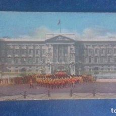 Trading Cards: BUCKINGHAM PALACE. CORONATION SOUVENIR PRESENTED BY COLGATE-PALMOLIVE-PEET LTD. 1953. . Lote 164198302
