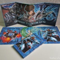 Trading Cards: YU-GI-OH! TABLERO DE JUEGO TRADING CARD - LOTE X 3 - 60 X 25.5.CM. Lote 175004994