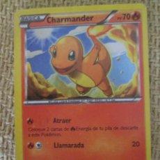 Trading Cards: CARTA POKÉMON 2012 - CHARMANDER. Lote 168104036