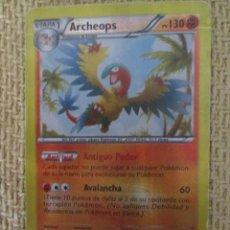 Trading Cards: CARTA POKÉMON 2012 - ARCHEOPS. Lote 168215348