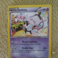 Trading Cards: CARTA POKÉMON 2012 - GOTHITA. Lote 168215580