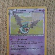 Trading Cards: CARTA POKÉMON 2012 - SWOOBAT. Lote 168216108
