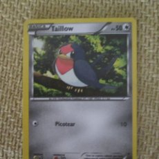 Trading Cards: CARTA POKÉMON 2012 - TAILLOW. Lote 168364408