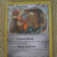 Trading Cards: CARTA POKÉMON 2012 - LOPUNNY. Lote 168364848