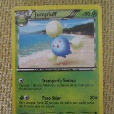 Trading Cards: CARTA POKÉMON 2016 - JUMPLUFF. Lote 168365752