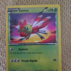 Trading Cards: CARTA POKÉMON 2016 - YANMA. Lote 168365856