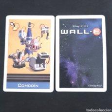 Trading Cards: (C-17) CARTA WALL-E / DISNEY PIXAR. Lote 168451606