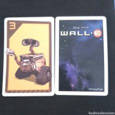 Trading Cards: (C-17) CARTA WALL-E / DISNEY PIXAR. Lote 168451866