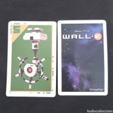 Trading Cards: (C-17) CARTA WALL-E / DISNEY PIXAR. Lote 168451929