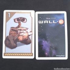 Trading Cards: (C-17) CARTA WALL-E / DISNEY PIXAR. Lote 168452092