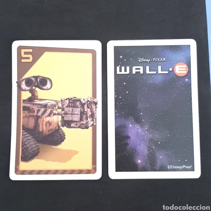 (C-17) CARTA WALL-E / DISNEY PIXAR (Coleccionismo - Cromos y Álbumes - Trading Cards)